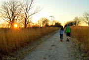 25th Nov 2016 - In Love on the Flint Hills Nature Trail