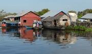 18th Nov 2016 - Cambodia: Sanker River trip