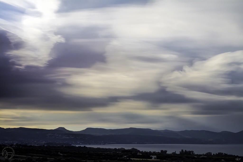 Long Exposure Storm by evalieutionspics