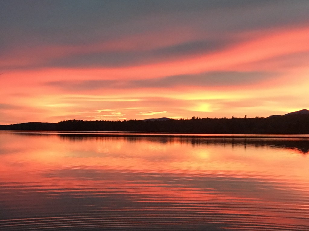 Maine Sunset by klh