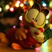 Garfield is ready for Christmas