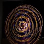 6th Dec 2016 - LED Hula-Hoop (1)