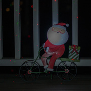 7th Dec 2016 - What does Santa use when there is no snow?