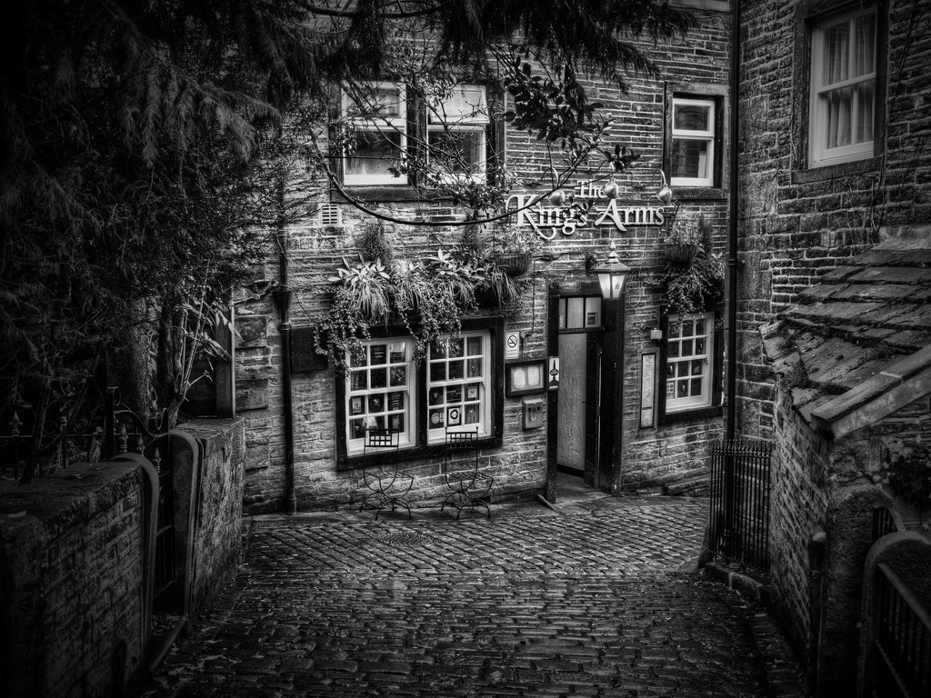 The Kings Arms. by gamelee