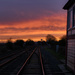 Rail Tracks to the Sun  by rjb71