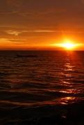 23rd Nov 2016 - Goodbye to Cambodia: Sunset over Vietnam