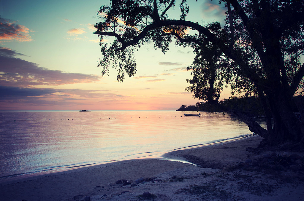 Jamaica Sunset  by pdulis
