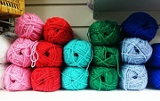 10th Dec 2016 - Y is for yarn