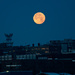 Full Cold Supermoon by dianen