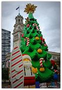 15th Dec 2016 - Lego Christmas Tree..