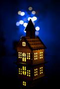 16th Dec 2016 - Christmas House