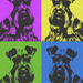 Pop Art Dog by salza