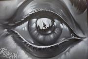 18th Dec 2016 - Eye Street Art