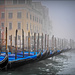 Foggy Gondolas by carolmw