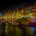 Nyhavn at Night by pasttheirprime