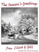 22nd Dec 2016 - e-card Farmstead, Kerry © Clive Haynes