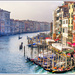 The Grand Canal, Venice (before the fog) by carolmw