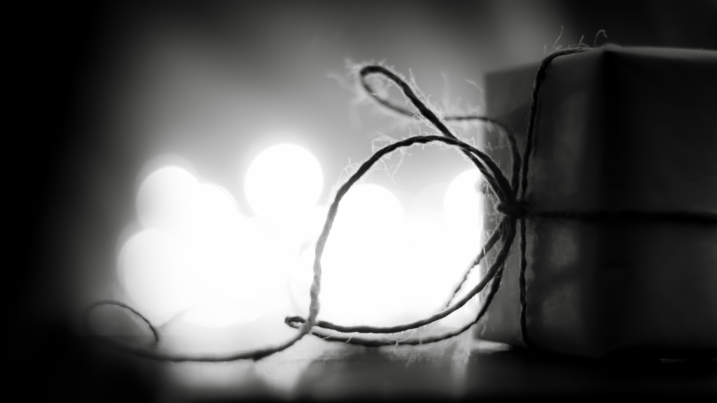 brown paper packages tied up with strings... by northy