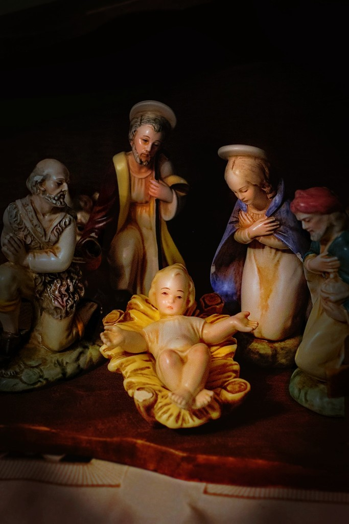 Unto Us a Child is Born by jaybutterfield