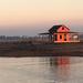 Sunset, Christmas Eve, Grass Island