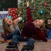 24th Dec 2016 - Cousins on Christmas Eve