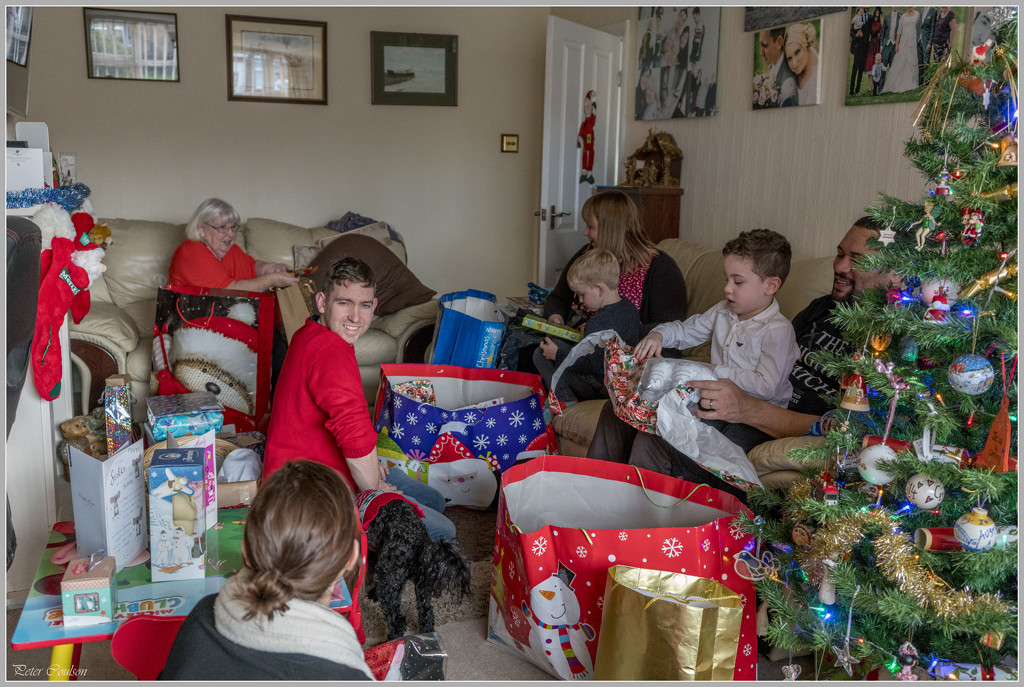 Christmas Chaos by pcoulson