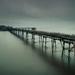 Birnbeck Pier by pasttheirprime
