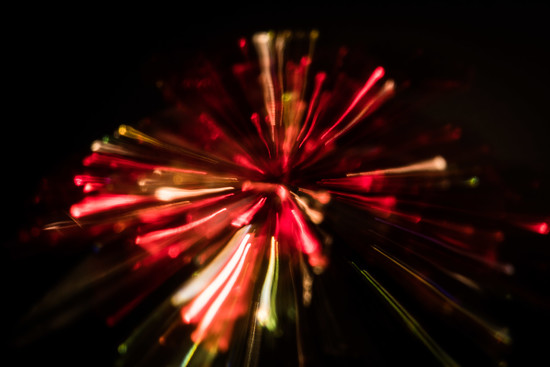 ICM crystal poinsettia by randystreat