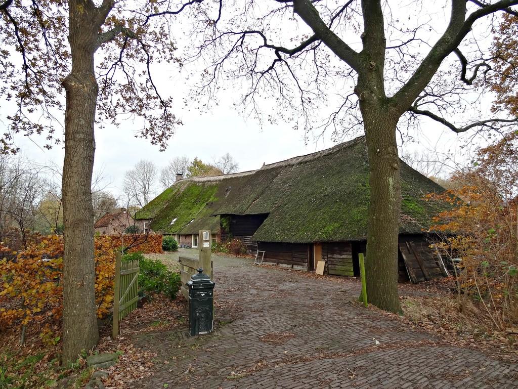historic old farm by gijsje