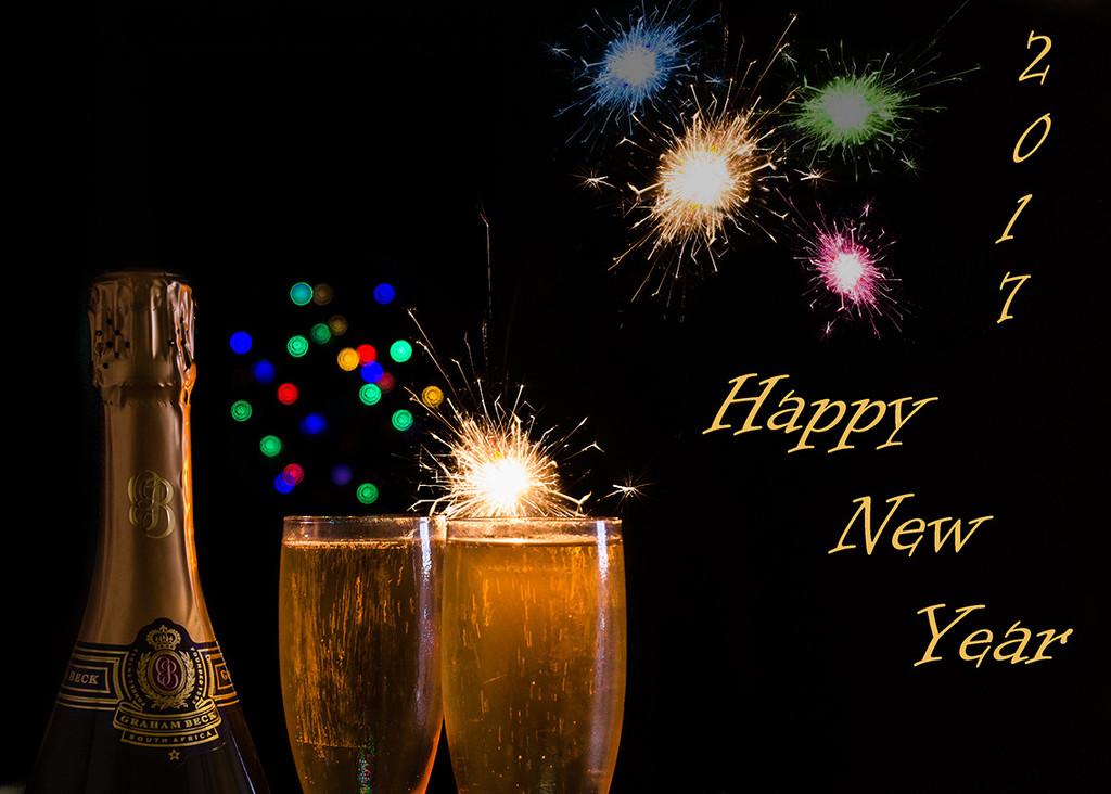 Happy New Year by salza