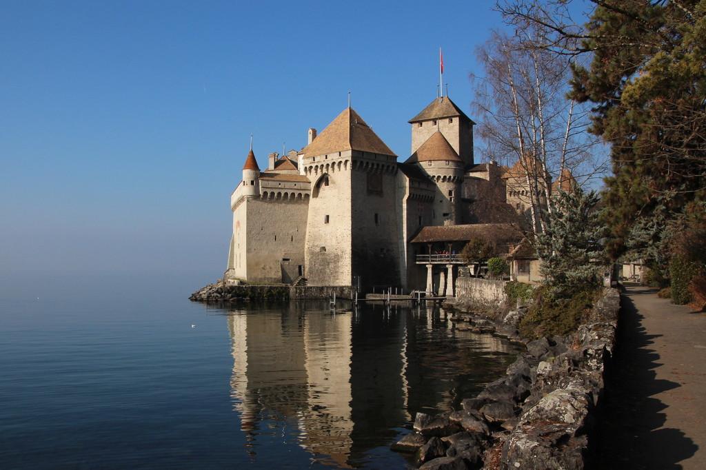 Chateau de Chillon by busylady