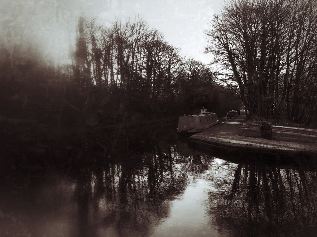 By the canals again by rachelwithey