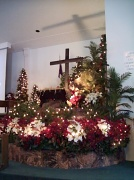 19th Dec 2010 - Born Under the Shadow of a Cross