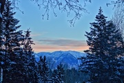 2nd Jan 2017 - Morning Sunrise over the Swan Range