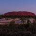 Uluru/Ayers Rock and the Field of Light by bella_ss