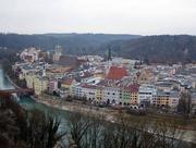 3rd Jan 2017 - Wasserburg am Inn
