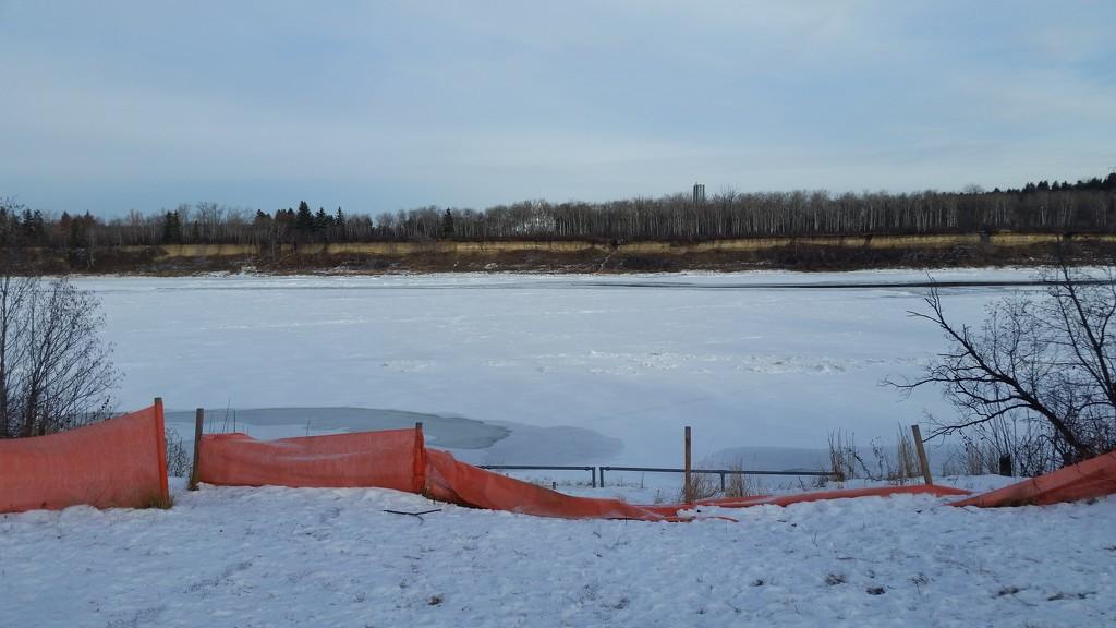 River Ice by schmidt