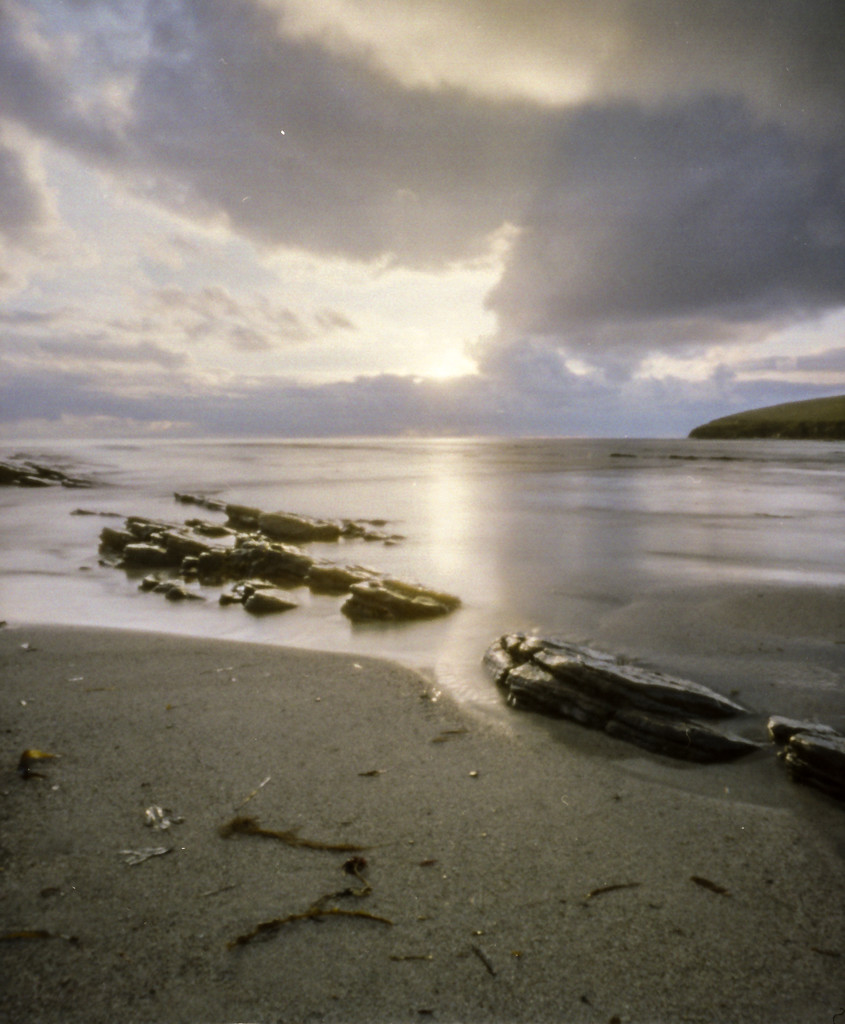 pinhole at birsay  by ingrid2101