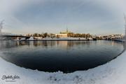 5th Jan 2017 - Winter at Nidelven( river Nid ) and Nidaros Cathedral