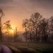 PLAY January - Nikon 50mm f/1.4G: Country road... by vignouse