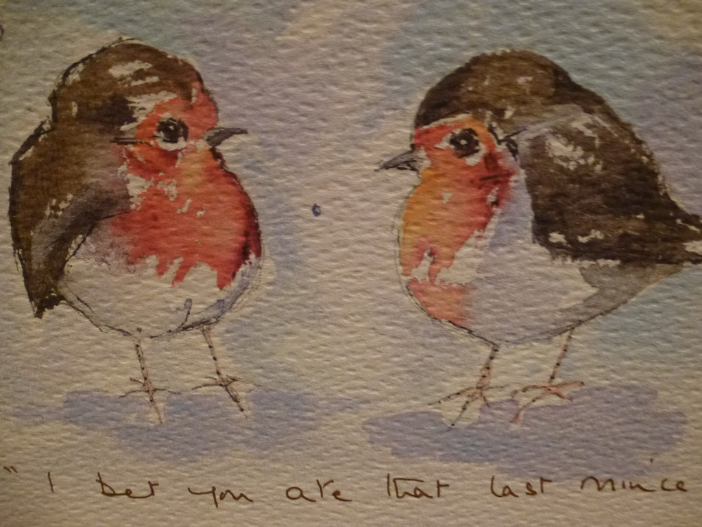 My favourite Christmas card... by snowy