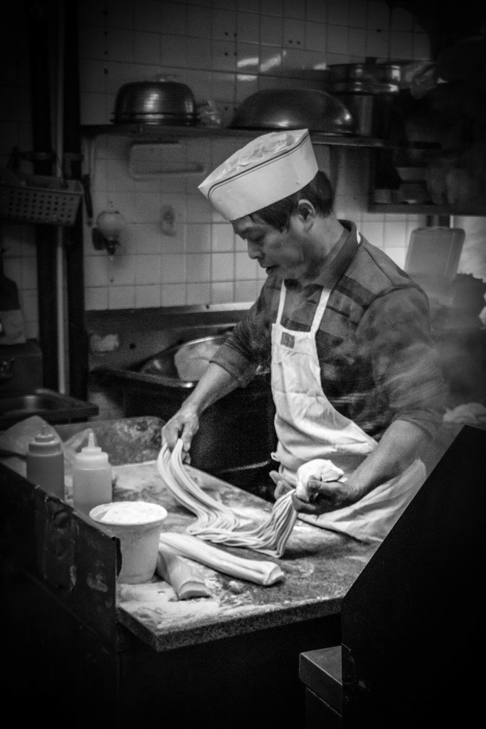Tasty Hand-Pulled Noodles -- Chinatown by darylo