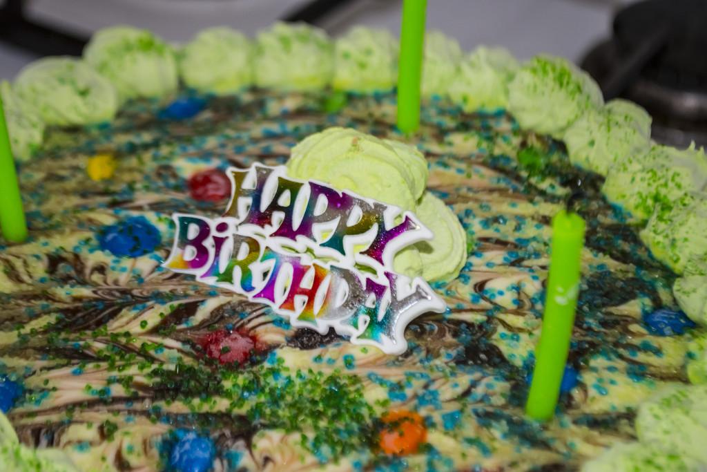 happy 8th birthday buddy by winshez