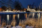 9th Jan 2017 - Cold January night @ Heritage Park