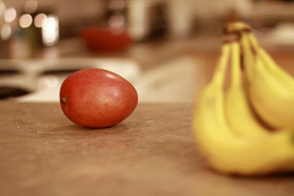 Mango and Mess by laurentye