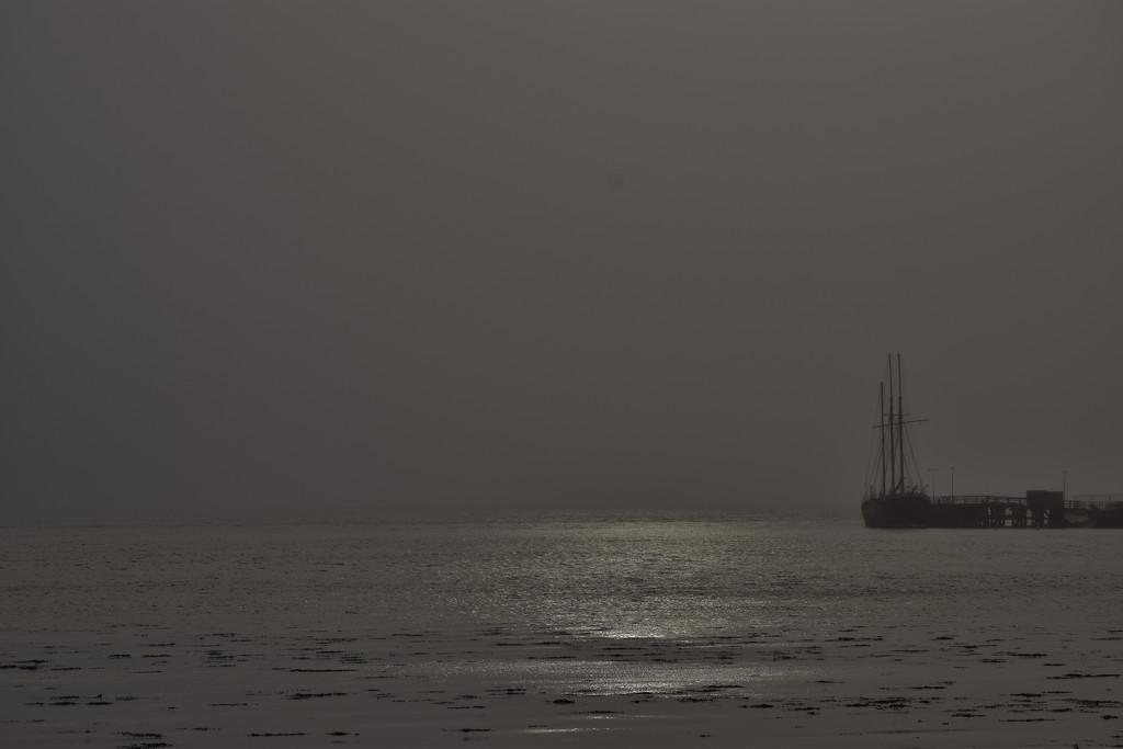 Loch Fyne around midday by christophercox