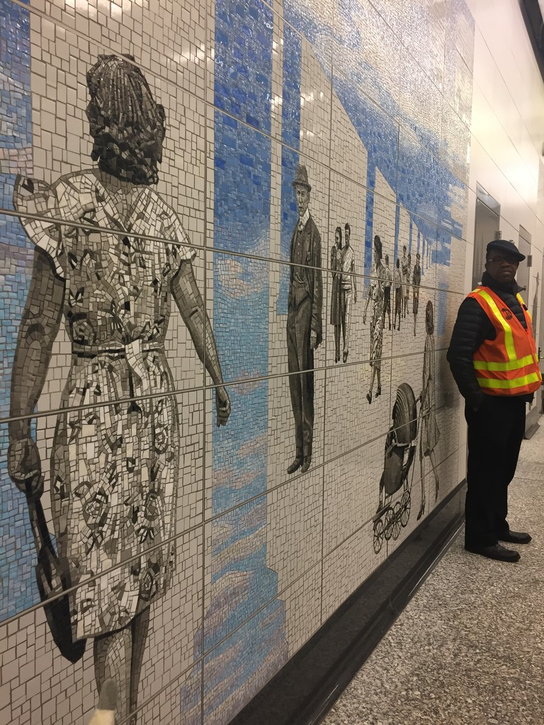 More Second Avenue subway by blackmutts