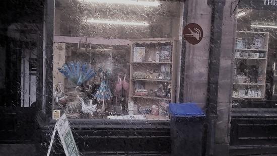 rainy day blues.... by brennieb