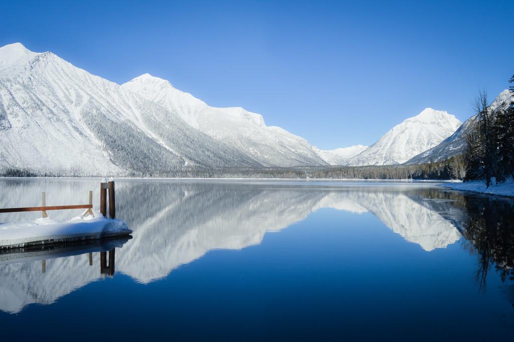 McDonald Lake Lodge by 365karly1