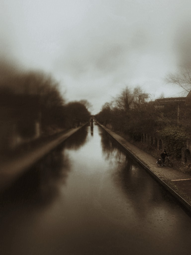 From the bridge  by rachelwithey